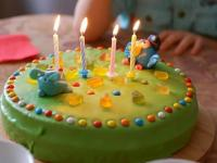 День рождение — это праздник. Младшие группы # дистанционное обучение
